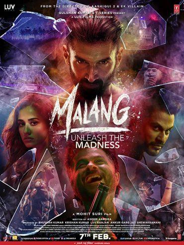 مشاهدة فيلم Malang 2020 مترجم