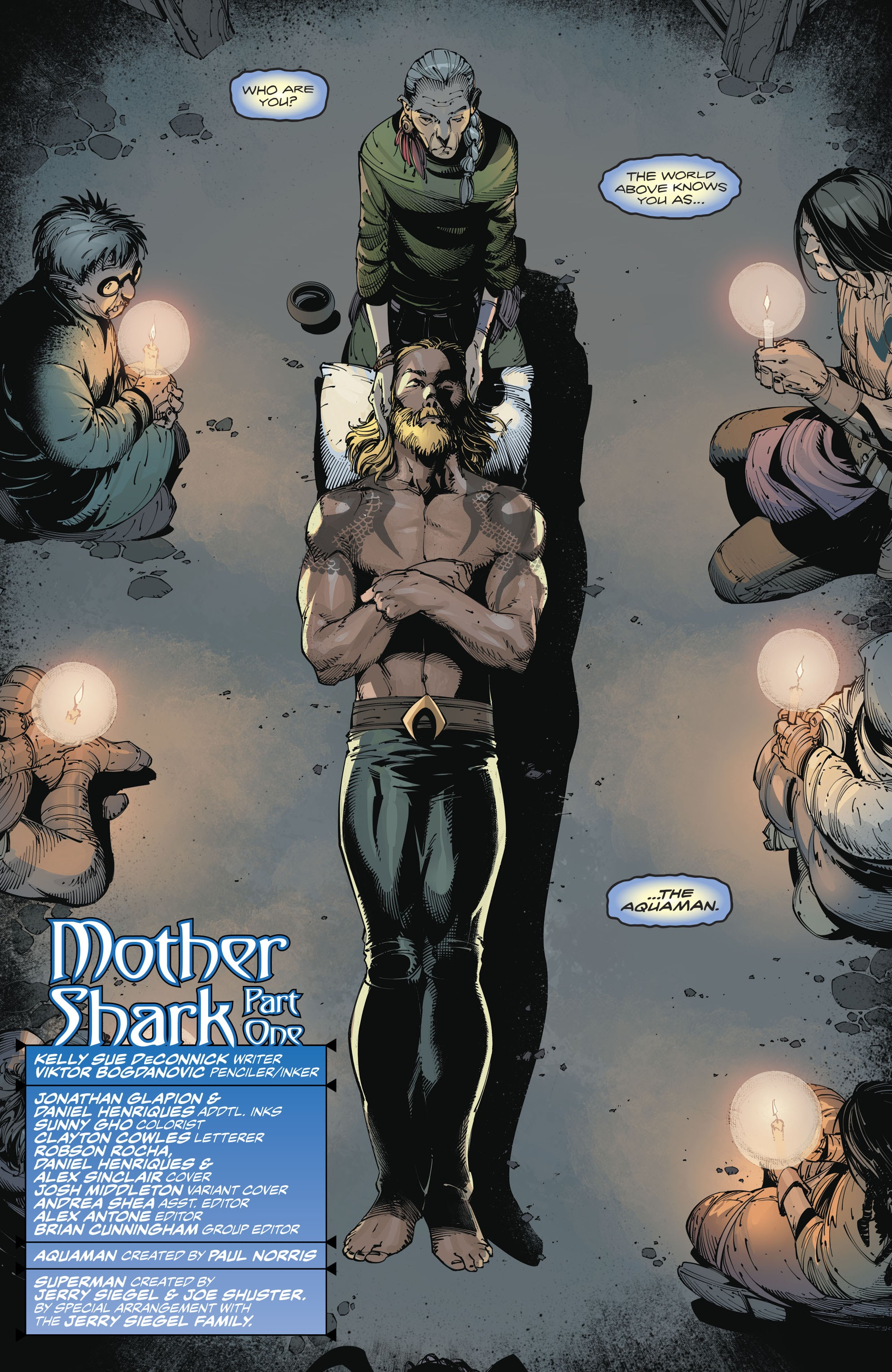 Aquaman (2016) 48 Page 3