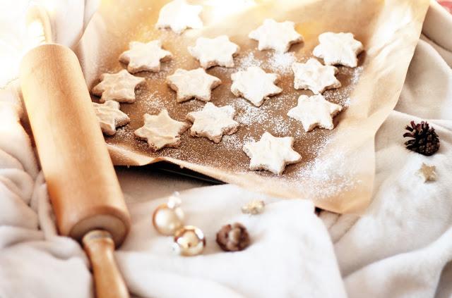 Zimtsterne Plätzchen Rezept Weihnachten Lieblingsrezept Lifestyleblog aus Hessen Foodblog