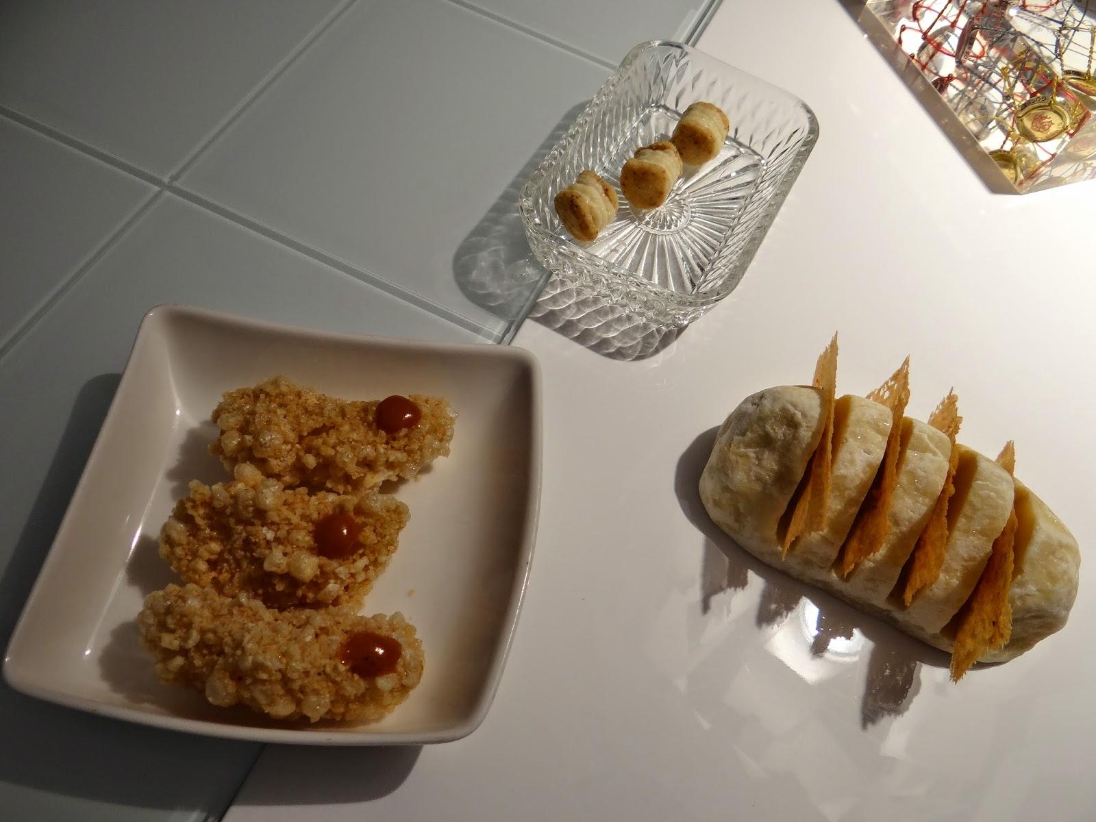 Snacks de bienvenida (El Bohío)