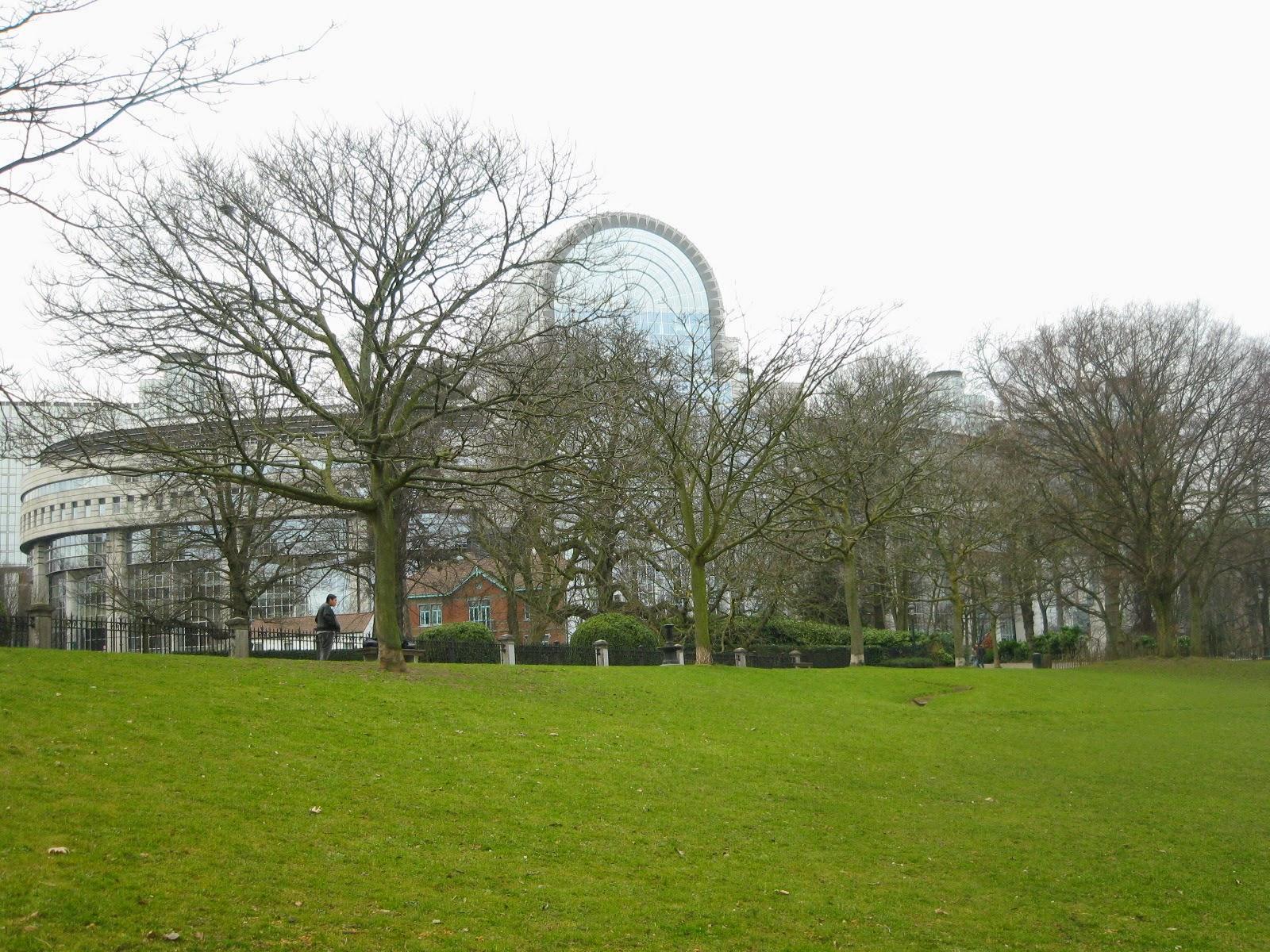 Parque Léopold