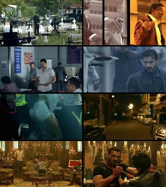 Rocky Handsome 2016 Hindi DVDScr x264