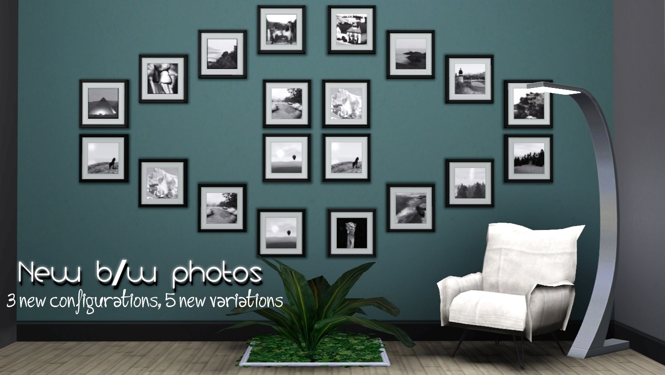 Cc Decor 3 Sims Wall