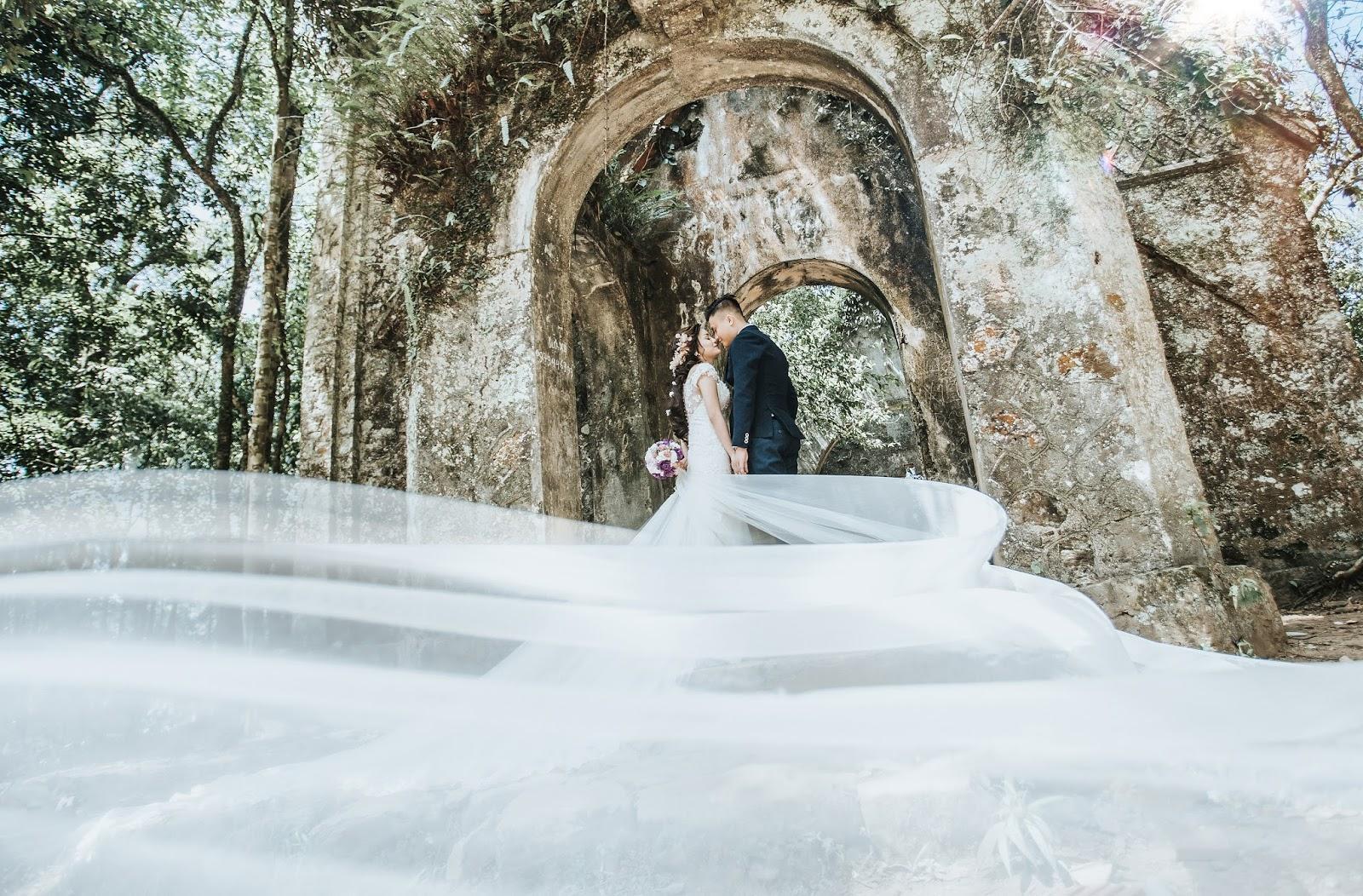 Album ảnh cưới tại Ba Vì