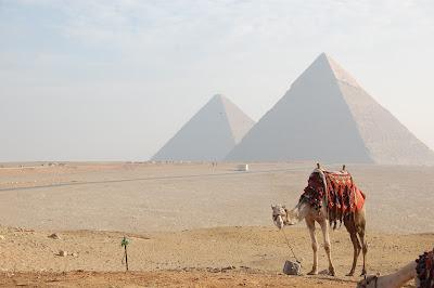 piramida di cairo