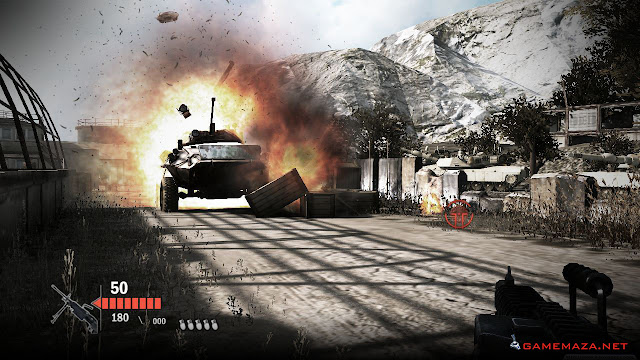 Heavy Fire Afghanistan Gameplay Screenshot 5