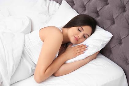 7 Cara Tidur Supaya Tetap Nyenyak Bagi Anda yang Mempunyai Penyakit Asma