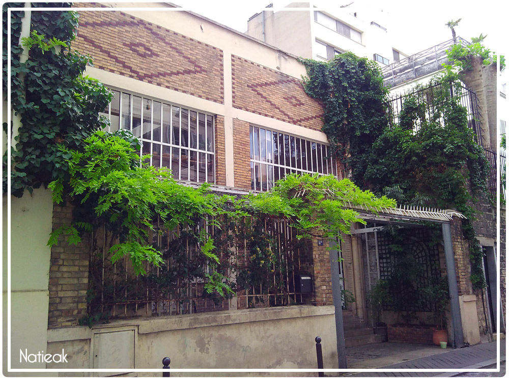 Maison du 7eme arrondissement de Paris
