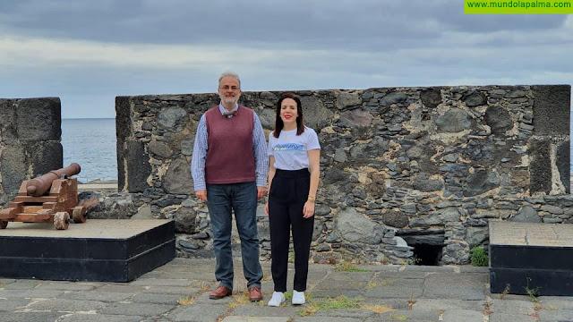 El Ayuntamiento reabre el Castillo de Santa Catalina como infraestructura cultural y turística de primer nivel - Francisco Acosta y Melissa Hernández