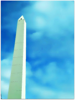 Cóndor Crux, La Leyenda - Obelisco, Buenos Aires