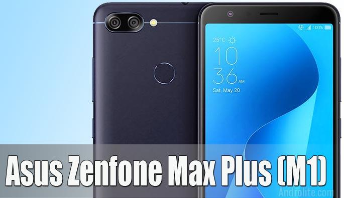 Harga Asus Zenfone Max Plus (M1)