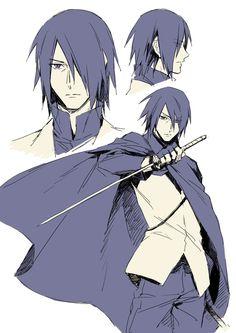 gambar sasuke uchiha dewasa