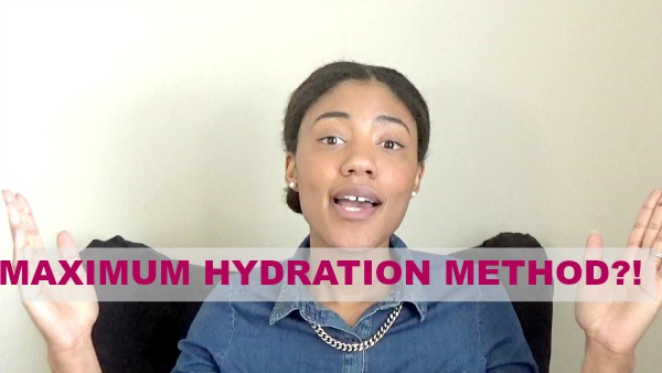 FAQ | Do You Still Follow The Maximum Hydration Method?