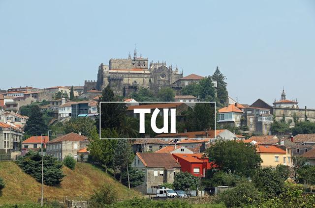 Tui, la puerta del camino portugués en Galicia