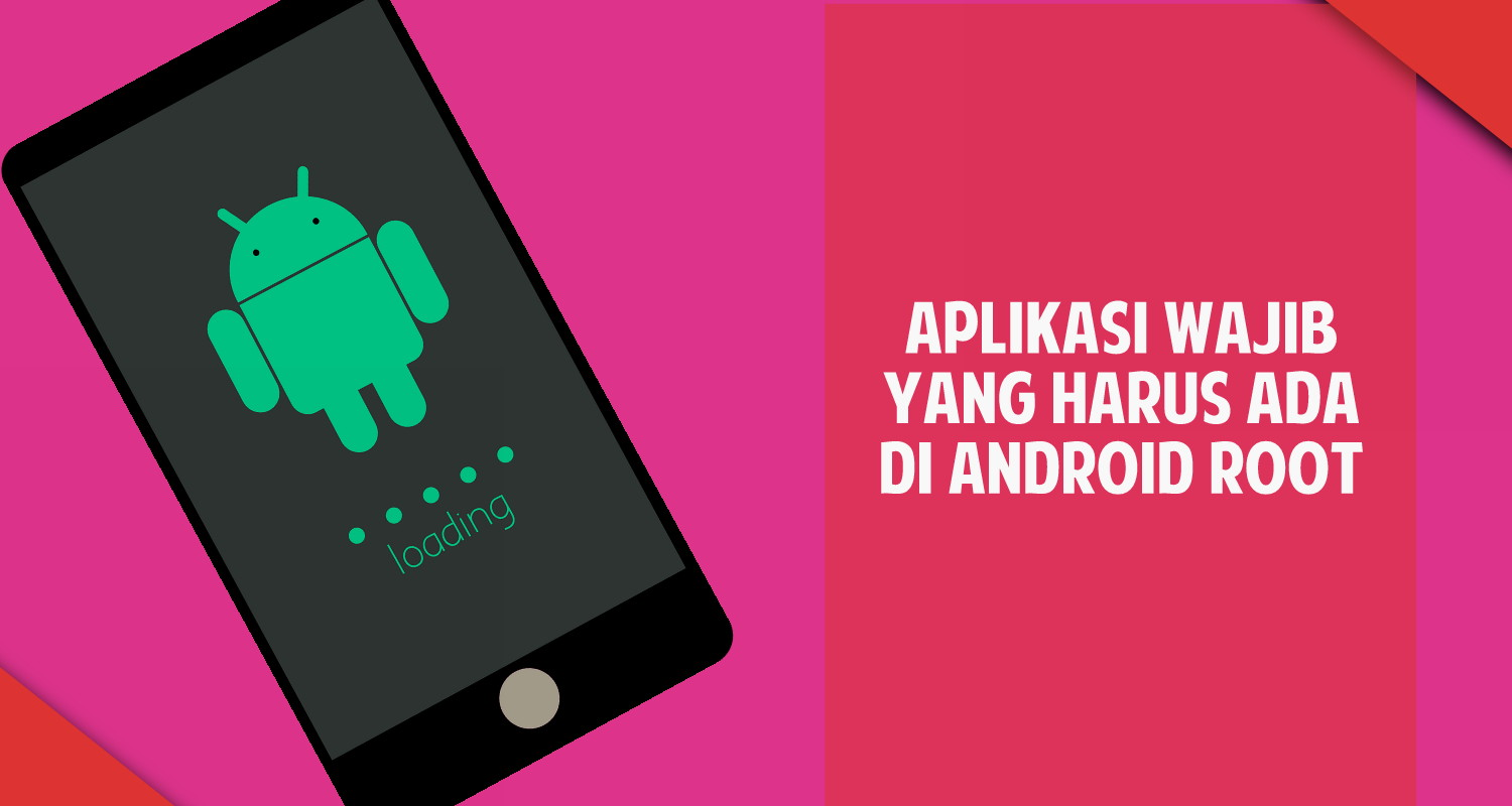 Aplikasi android root