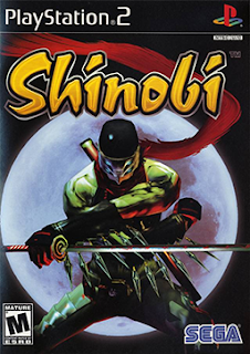 Shinobi (PS2) 2002