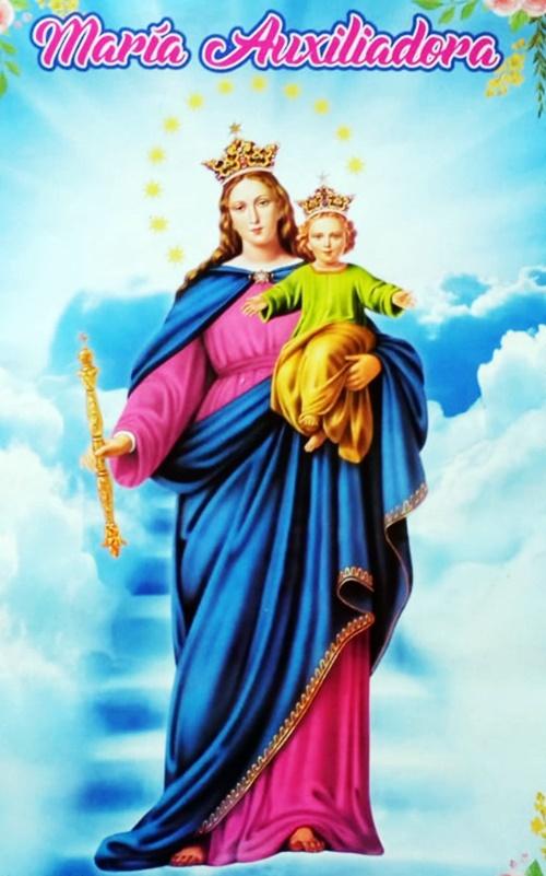 Oracion A Maria Auxiliadora