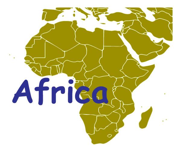 Benua Afrika ialah Benua terbesar ketiga di dunia Negara-negara di Benua Afrika, lengkap dengan Ibukotanya