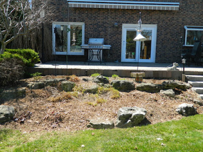 Etobicoke Toronto spring garden cleanup after Paul Jung Gardening Services Inc