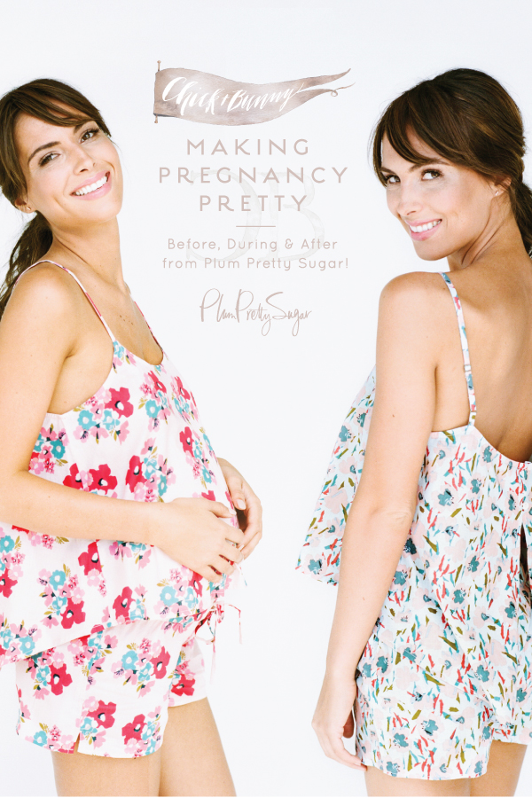 maternity clothing and robes