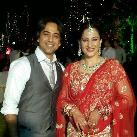 TV Actress Rakshanda Khan & TV Actor Sachin Tyagi Wedding Photos
