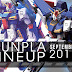 GunPla Lineup September 2017