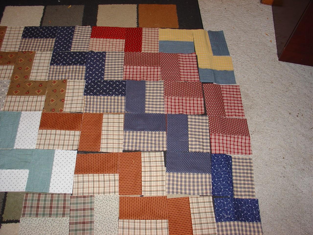 Treadlestitches Endless Stairs Free Pattern
