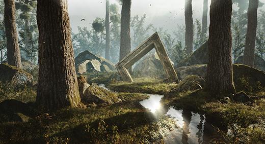 Odin's Forest Wallpaper Engine
