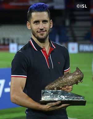 ISL 2018-19:  Corominas win Golden Boot, Full list of award winners.