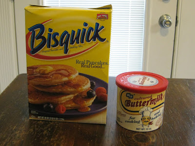 Buttermilk Biscuits Recipe 2