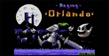Presentado el primer vídeo de Raging Orlando; un nuevo juego para C64 #RetroManiac