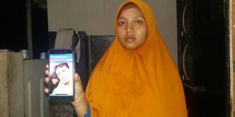 Jeritan Hati Istri Dari Pria Yang Dibakar Karena Dituduh Curi Ampli: 'Suami Saya Bukan Hewan!'