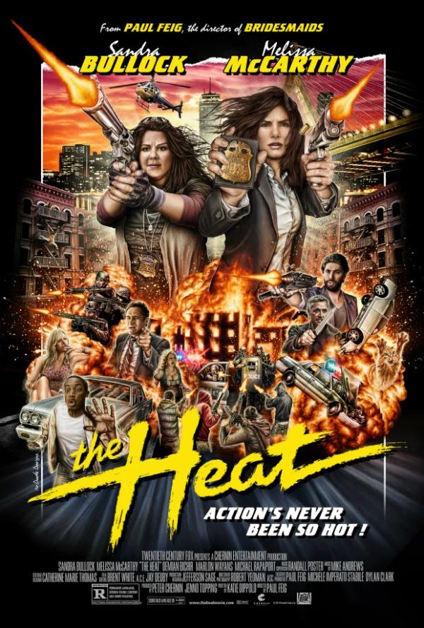 The Heat คู่แสบสาวมือปราบเดือดระอุ [HD][พากย์ไทย]