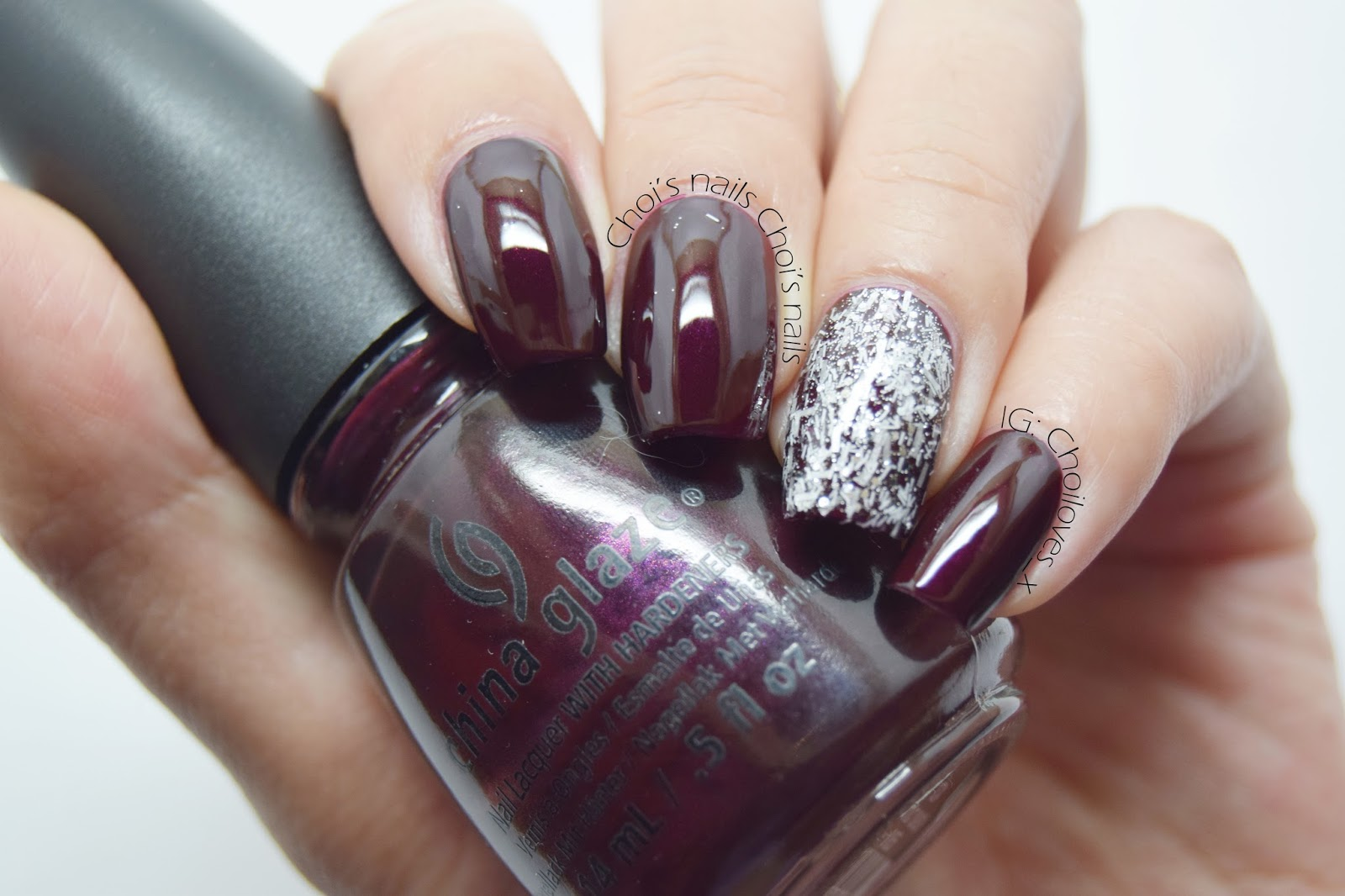 China Glaze Conduct yourself - Choi\'s nails