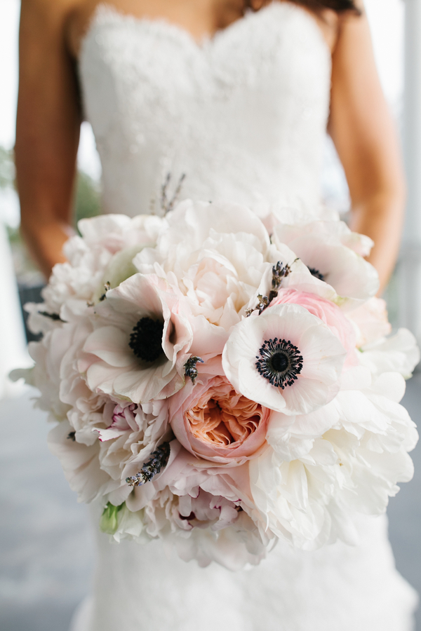 shabby+chic+wedding+spring+summer+pastel+champagne+pink+black+white+bride+groom+bouquet+ceremony+centerpiece+floral+flower+bridesmaid+dresses+dress+riverland+studios+2 - Charleston Pastel