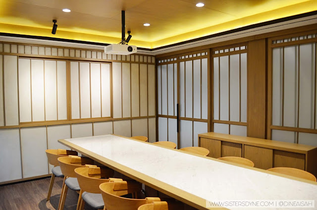 Chin Ma Ya Ramen Meeting Room