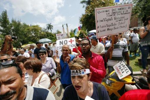 Panameños exigen lista de corruptos vinculados a Odebrecht