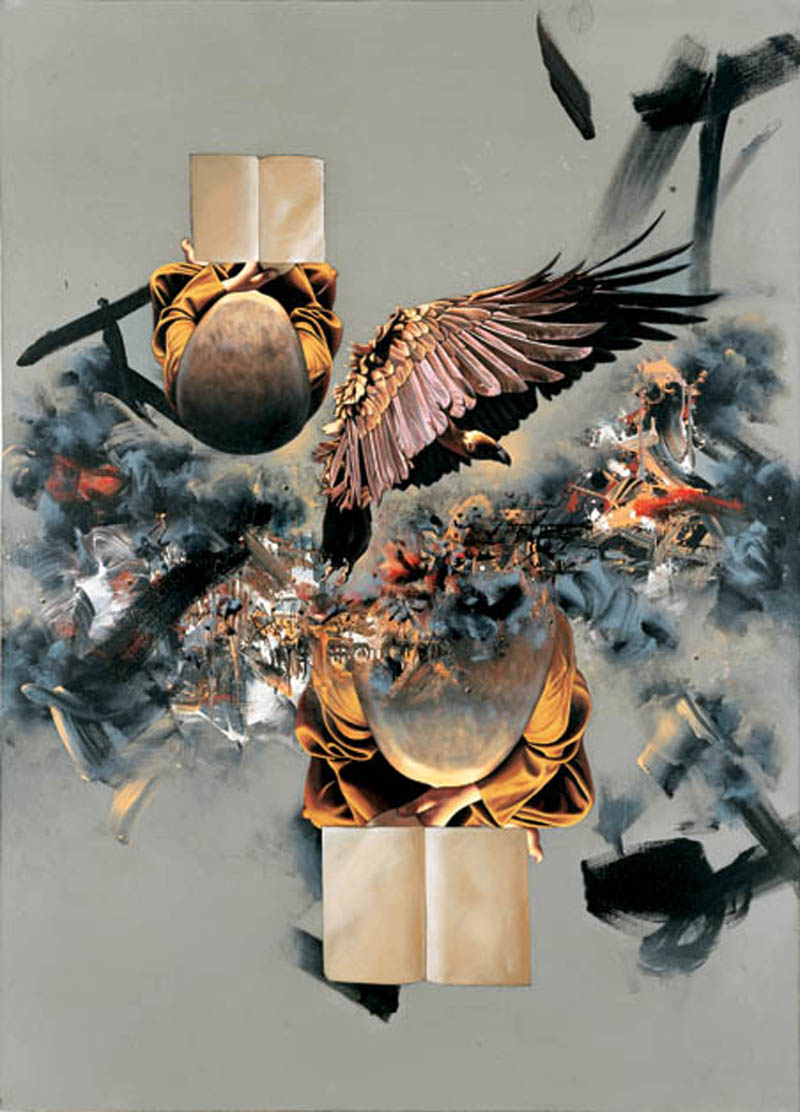 Surrealism and Visionary art: Zhong Biao
