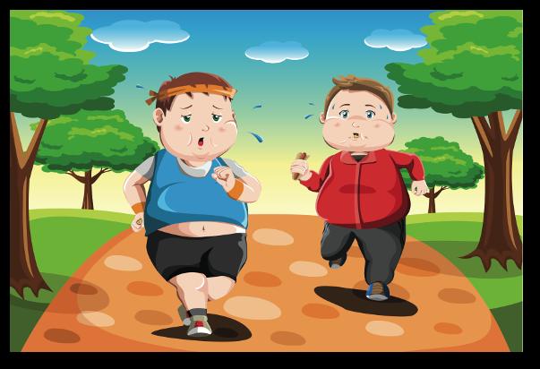 Articol despre obezitatea la copii