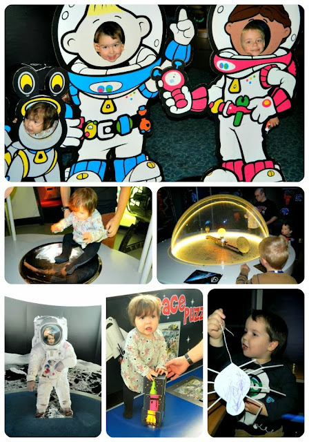 More fun at the National Space Centre Leicester