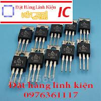 Transistor bán dẫn 2SC1971