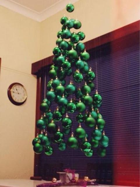 10 Dekorasi yang Tak Biasa Ini, Bisa Menjadi Alternatifmu Saat Natal