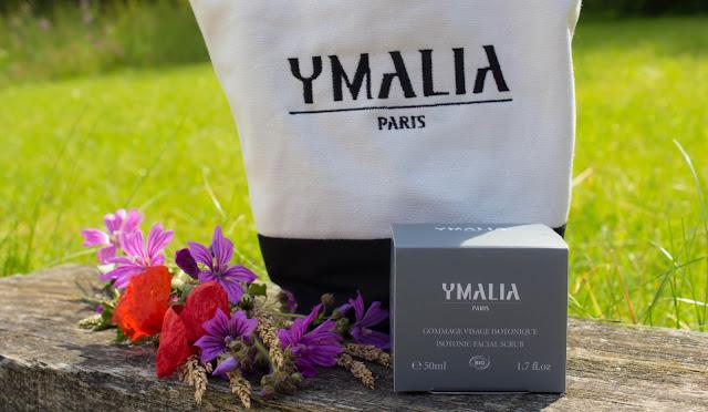 Ymalia : le gommage visage isotonique
