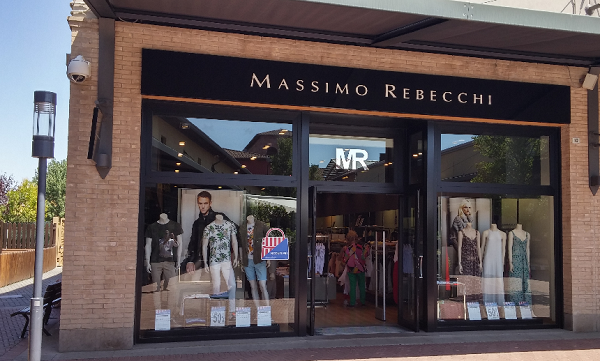 Massimo Rebecchi Outlet Castel Guelfo