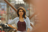 Shraddha Das in a Lovely Brown Top and Denim jeans ~ Exclusive Unseen Beauty HD Pics 011.JPG