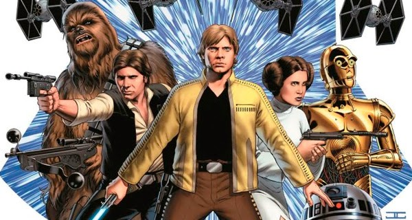Marvel Star Wars 1 - 2015