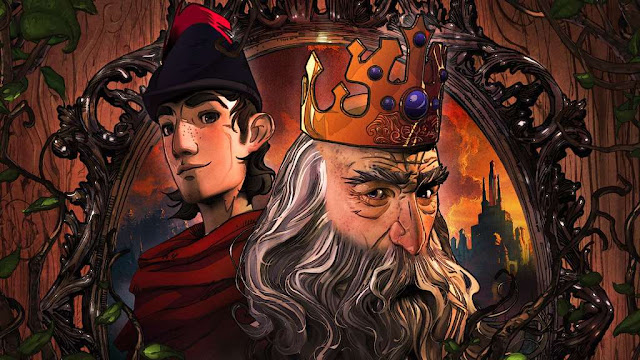 Kings Quest Chapter Complete Collection-SKIDROW