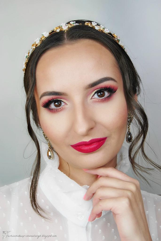 Mój makijaż ślubny