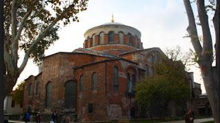 Aya İrini Kilisesi Tarihçesi ve Özellikleri