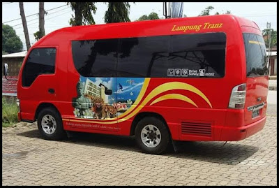 Travel Tangerang Lampung Mura